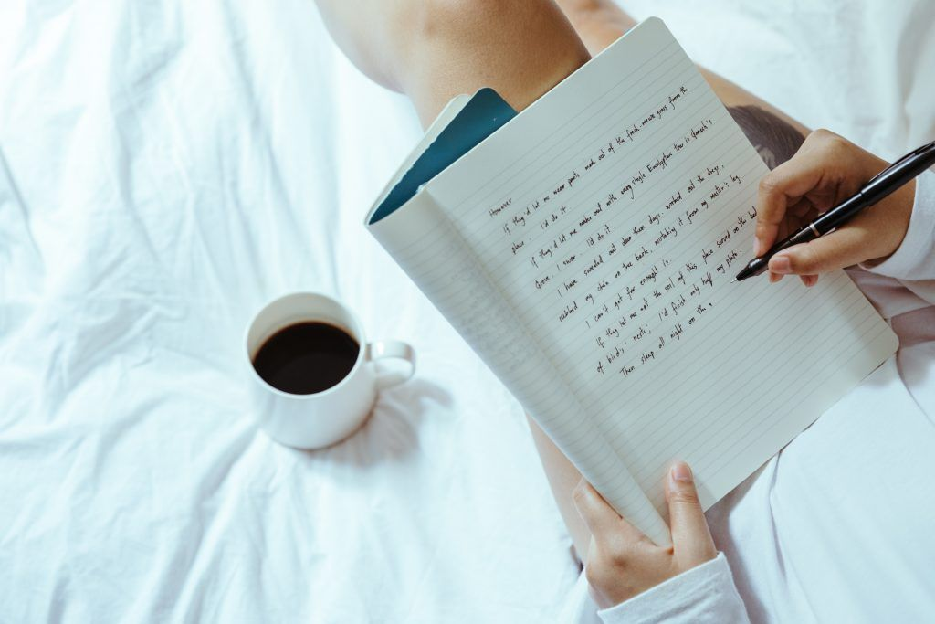 robienie notatek o unreal past