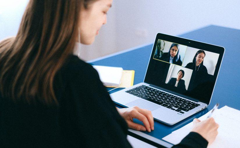spotkanie biznesowe online